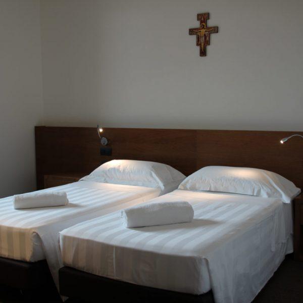 Centro di spiritualità ad Assisi - Domus Laetitiae