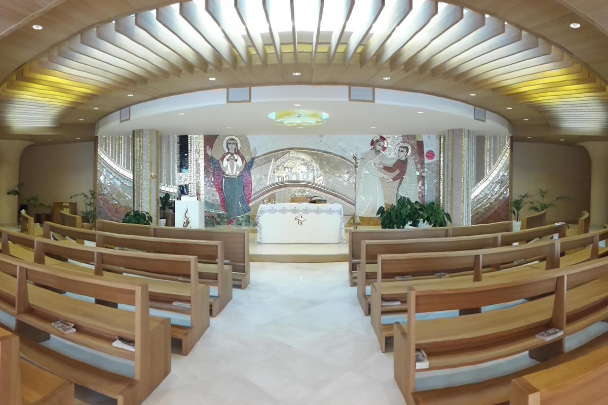 Domus Laetitiae Assisi - Chiesa Cristo Risorto